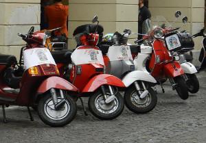 7° Raduno vespe e moto Città di Tortona