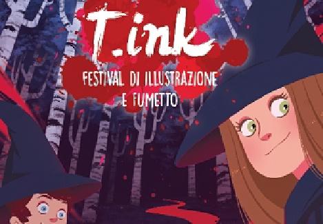 T.Ink - Festival di illustrazione e fumetto  ANNULLATO