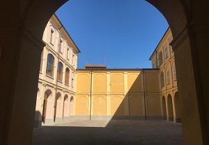 chiostro museo Diocesano