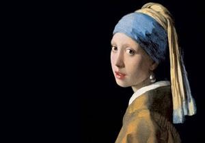 dipinto di Jan Vermeer