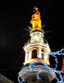 statua Madonna della GUardia