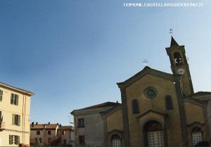 Castellar Guidobono - chiesa